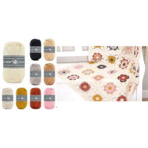 Pakket Coaster Cream