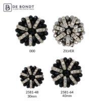 Afb 2 bij handgemaakte diamantknoop 2581-48-2